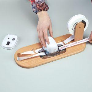 e-mark printing using the ribbon station